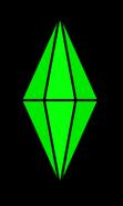 Sims plum-bob