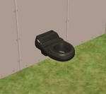 Ts2 little footprint toilet by sleek sensations