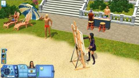 The Sims 3 AI - Grant Rodiek Video