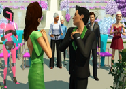 Dean´s and zoey´s weeding