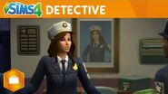 The Sims 4 Get to Work Official Detective Gameplay Trailer