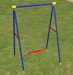 Ts2 swing kidz deluxe swing set