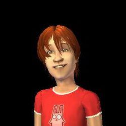Carla McCullough (child)
