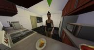 Mr Arrec cooks an Omelet