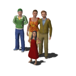 Bachelor family (Sunset Valley)