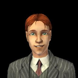 Evan Hanks Icon