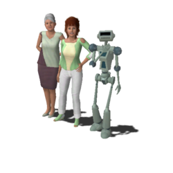 Russo family (Oasis Landing)