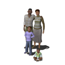 Curious family (TS3)