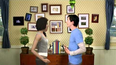 The Sims 3 Console Commercial
