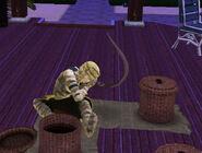 Snakecharming mummy