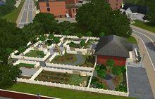 Twin Community Garden