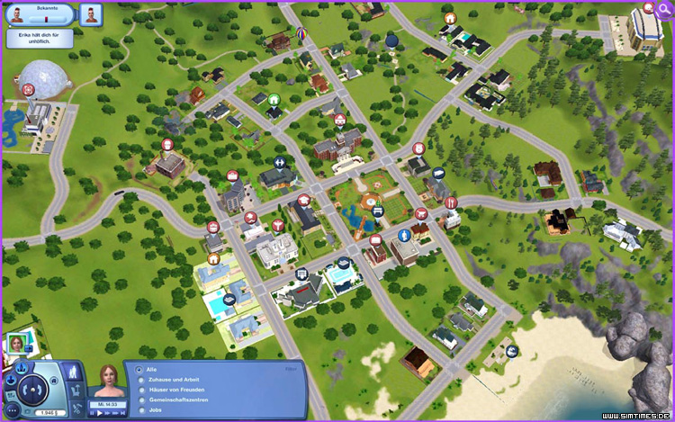 The New World Is Extremely Tiny Really Guys The Sims Forums