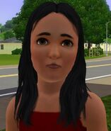 Bella (Child Sims 3)