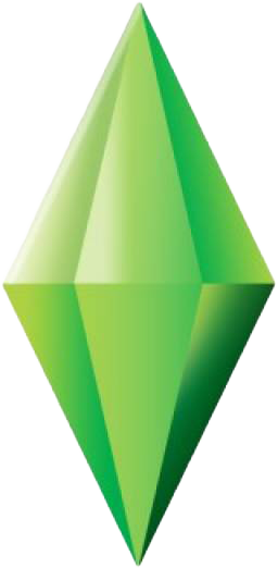 Image the sims 2 plumbob png the sims wiki fandom powered by