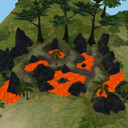 The Lava Pools