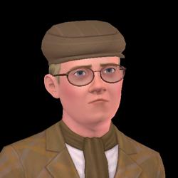 Bertram Bedlington