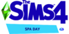 The Sims 4 Spa Day Logo.png
