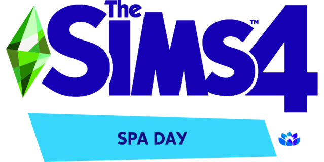 File:The Sims 4 Spa Day Logo.png