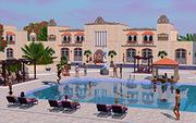 Sims mansion