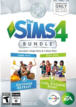 The Sims 4 Bundle 2 US
