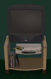 Sims2 television