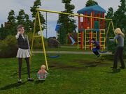 Auror Skies playground