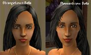 Bella from Strangetown vs Pleasentview