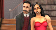 Mortimer and bella