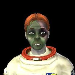 Doctor Agent J. Triton Icon