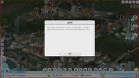 SimCity-COT-Error