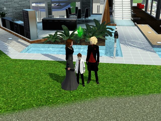File:Ash when 9 years old with her parents zack and ashaa.jpg