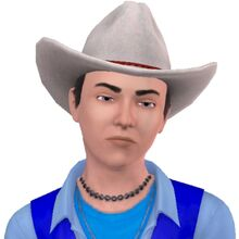 Rich McFreely (Sims 3)