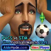 174 Sims Football PVCS vs STM Promo