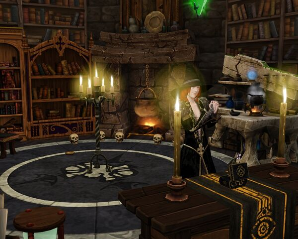 File:Sorceress in Wizard's tower.jpg