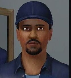 The Sims 3 - Marvin Madison 03