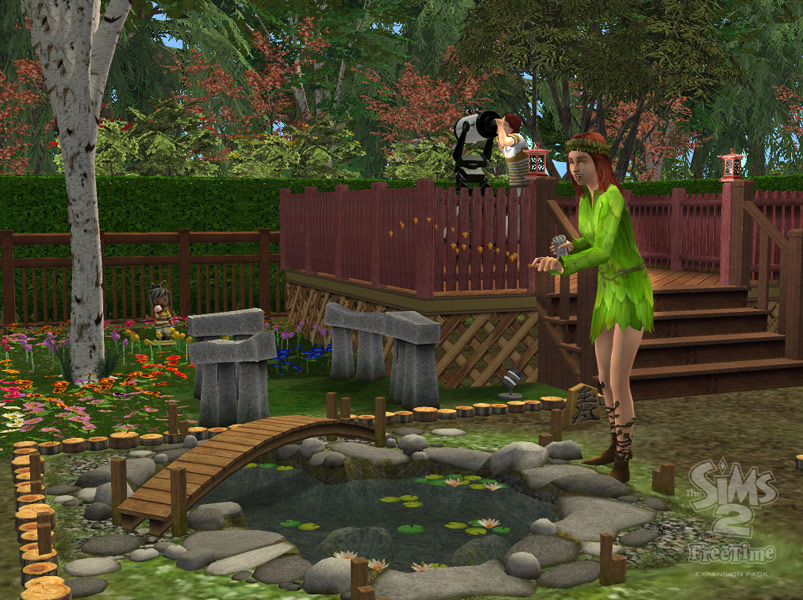 Nature The Sims Wiki Fandom Powered By Wikia