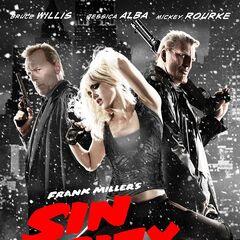 Sin City 2 poster.