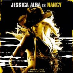 Jessica Alba is Nancy - Skinny little Nancy Callahan. She grew up. She filled out.