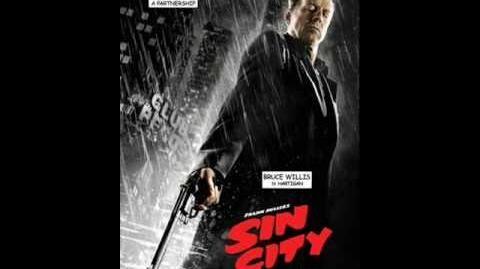 Sin city soundtrack Hartigan