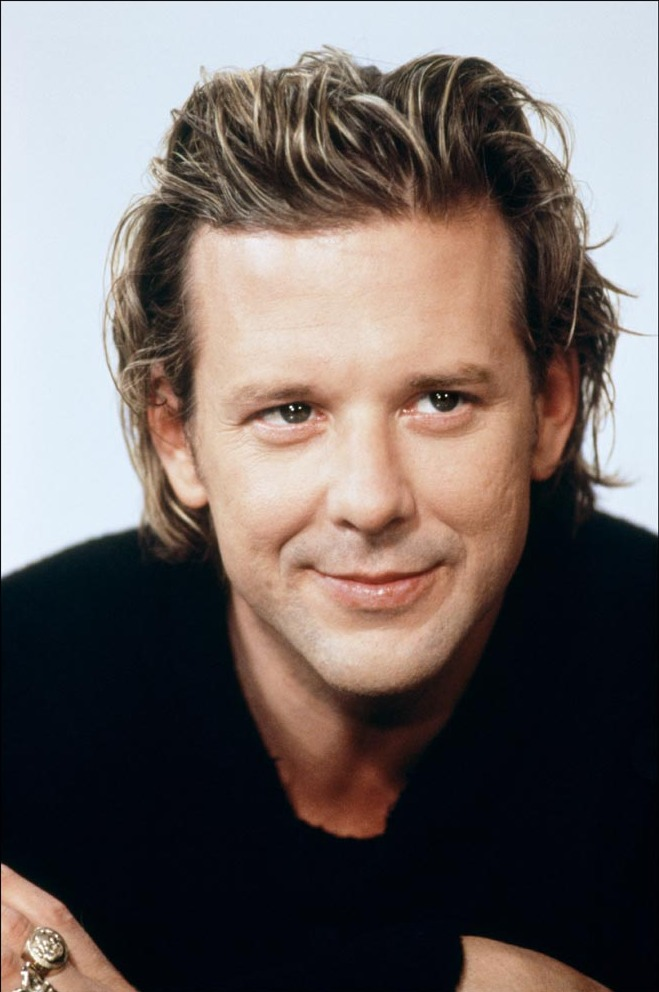 Mickey-rourke young