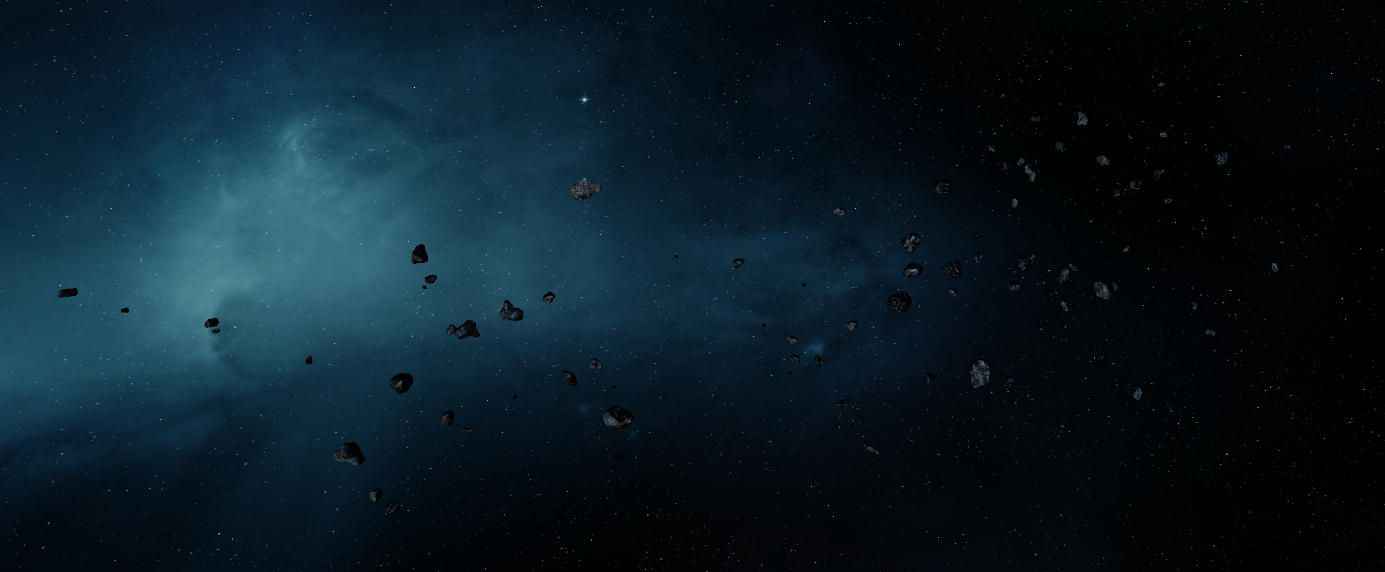 Ice Asteroid Belt - Pics about space