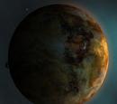 Ferrous Planet