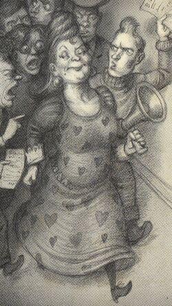 Sisters Grimm queen of hearts