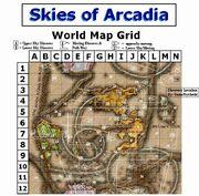 Skies of arcadia discoveries