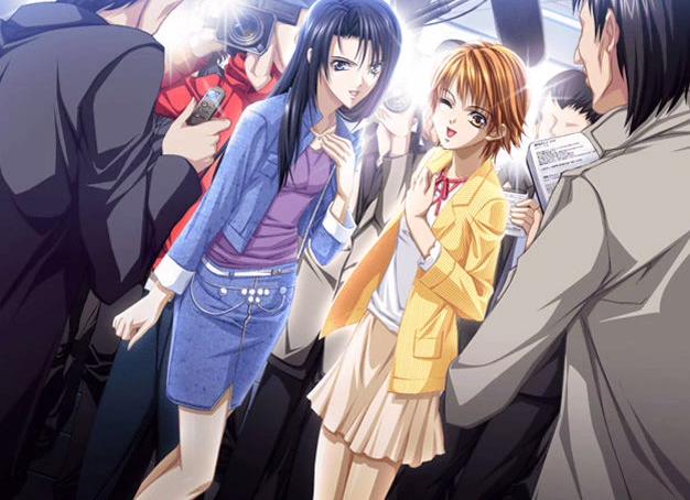 Skip Beat Kyoko And Reino