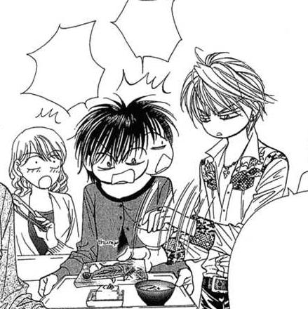 skip beat kyoko and ren relationship poems