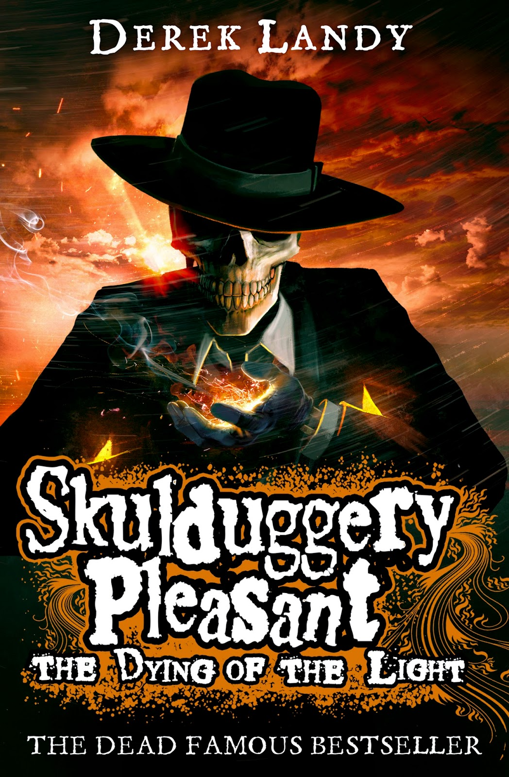 Image result for the dying of the light skulduggery pleasant