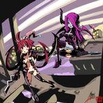 Skullgirls Witchblade parody by oh8