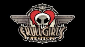 Skullgirls Female Announcer