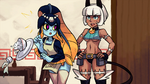 Ms. Fortune and Minnette